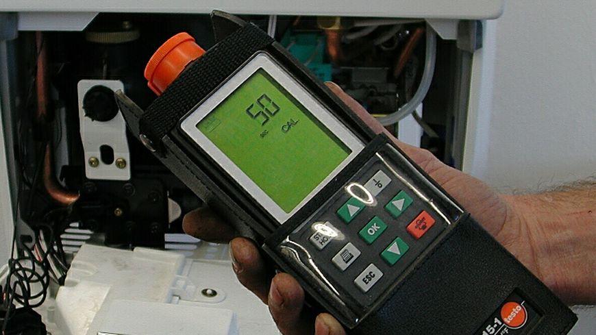Les pompiers ont relevé des taux assez élevés de monoxyde de carbone (photo d'illustration)