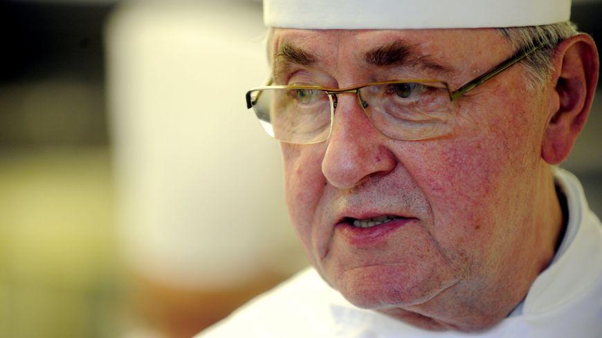 Emile Jung chef étoilé alsacien est mort à 78 ans