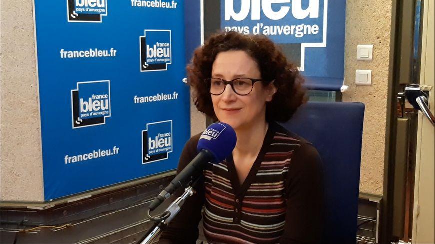 Emmanuelle Wargon était invitée de France Bleu Pays d'Auvergne ce vendredi matin