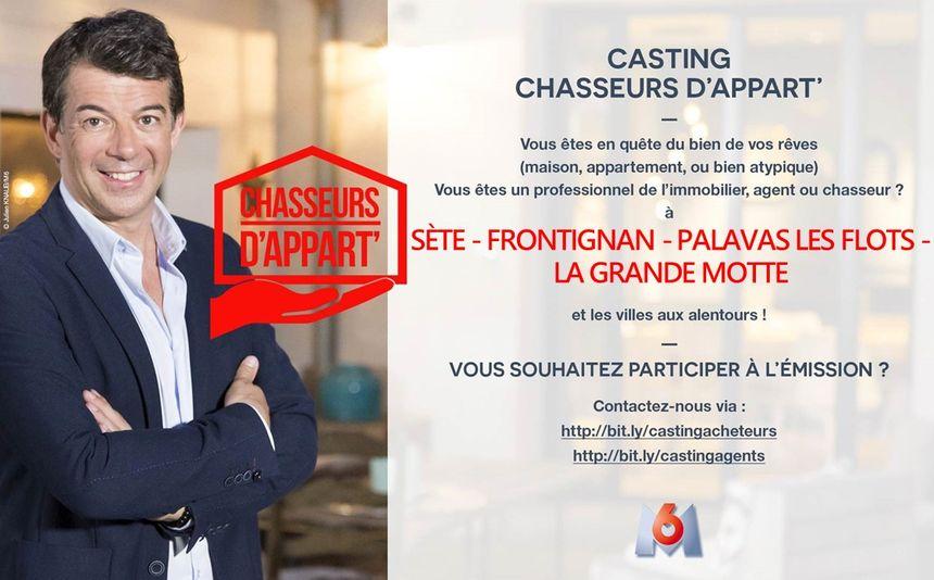 Chasseurs d'appart cherche ses candidats dans l'Hérault