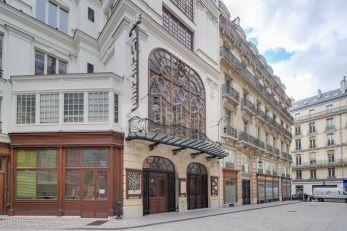 Théâtre de l'Athénée-Louis-Jouvet, Paris 9e
