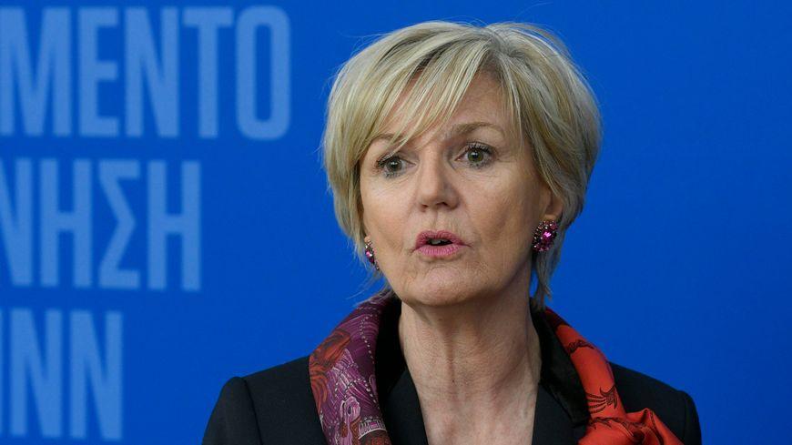 Véronique Trillet-Lenoir, eurodéputée LREM.