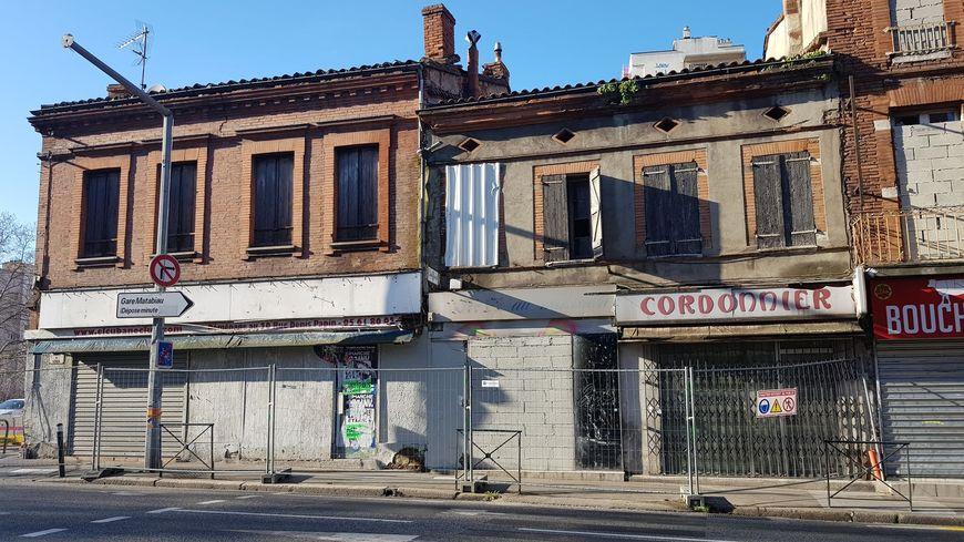 Les premiers numéros de l'avenue de Lyon vont être détruits début mars.