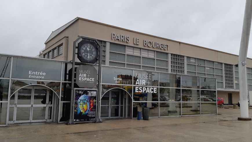 Le musée de l'Air et de l'Espace du Bourget (Seine-Saint-Denis)