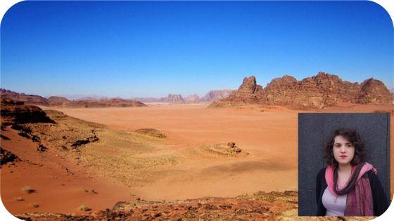 Désert du Wadi Rum@pixabay et Giulia Lorusso@Giulia Lorusso