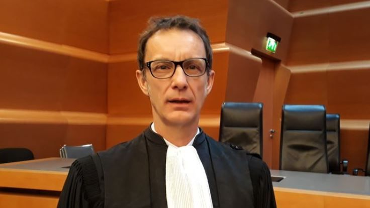 Eric Vaillant, Procureur de la République de Grenoble