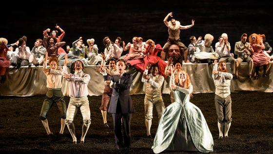 Saül, l'oratorio de Haendel en version grand spectacle biblique au Châtelet