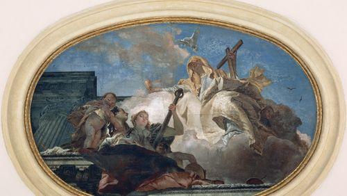 """Épisode 2 : Heures vénitiennes : """"Tiepolo et Vivaldi à la Piéta"""""""