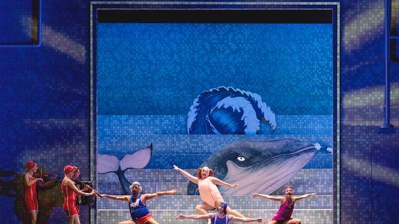 Marlène Baleine à l'Opéra national du Rhin
