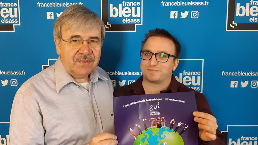 Illienshow 2020 france bleu elsass