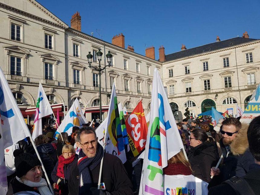 La FSU, premier syndicat enseignant, reste très mobilisée