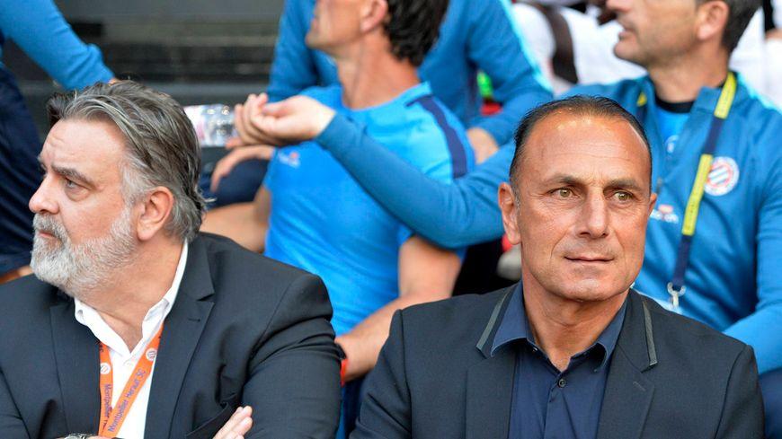 Laurent Nicollin espérait offrir un nouvel attaquant à Michel Der Zakarian