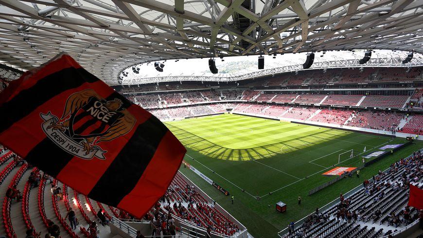 Le stade de l'Allianz Riviera de Nice