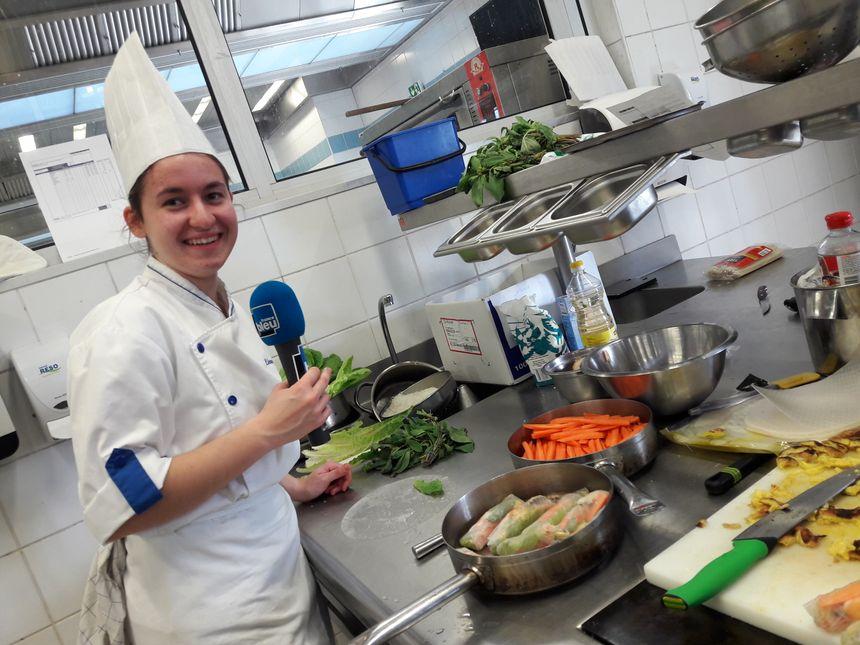 Entrepreneurship côté cuisine avec Léonora