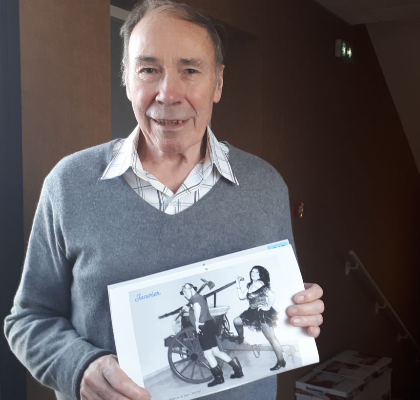 Jean-Michel, 79 ans, mois de janvier