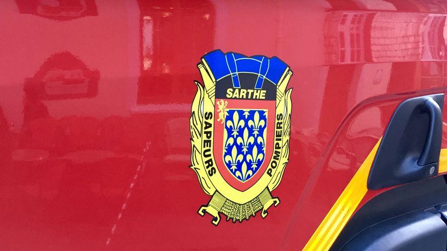 Les pompiers ont été appelés vers 15h45 ce mercredi.