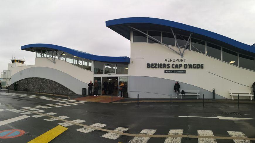 Aéroport Béziers Cap d'Agde – Hérault Occitanie
