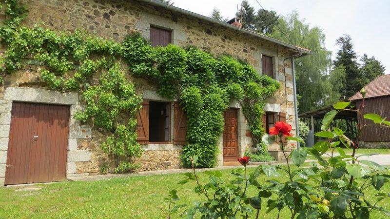 Cette maison située à Saint-Léonard-de-Noblat est l'un des nombreux biens mis en vente en Limousin par le réseau Legget Immobilier, spécialisé dans la clientèle britannique.