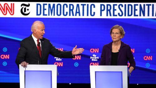 Table ronde d'actualité internationale : Présidentielle 2020 : y a-t-il un.e démocrate pour vaincre Trump ?