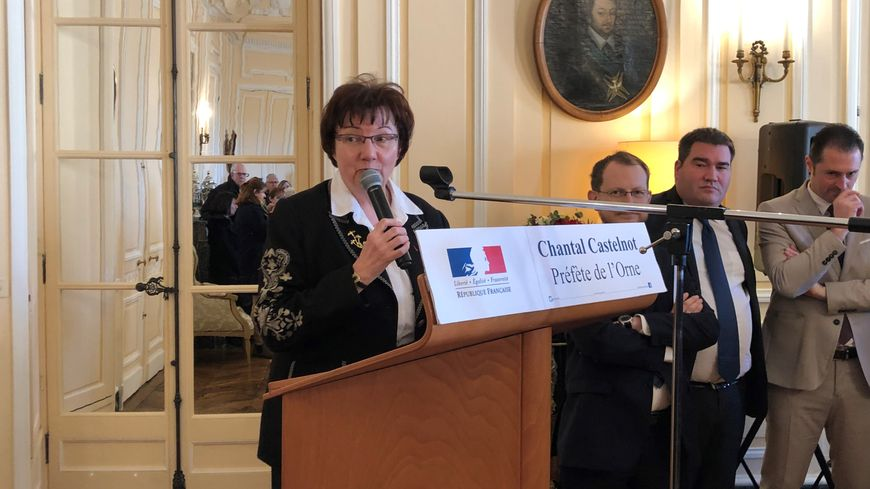 Chantal Castelnot quitte ses fonctions de Préfète de l'Orne
