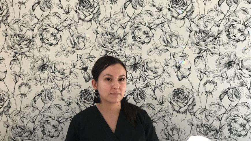 Marion Cardone, esthéticienne à Noyal Pontivy