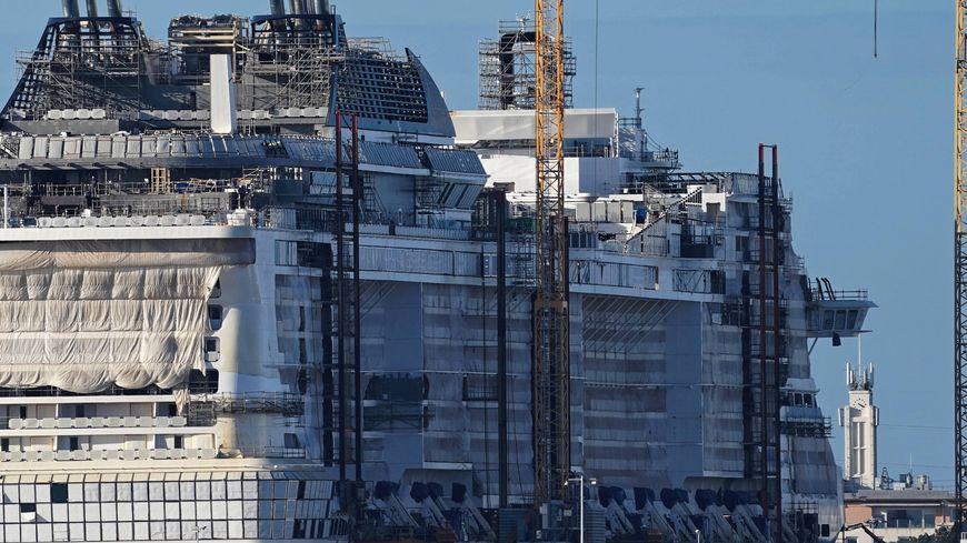 Les chantiers de l'Atlantique viennent d'enregistrer une commande record