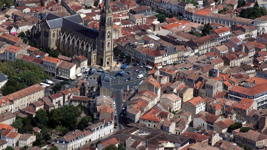 L'église Notre-Dame de Bergerac
