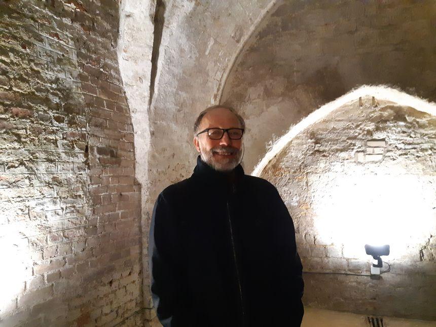 souterrains de St Quentin