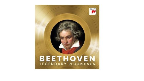 Coffret Beethoven - Sony Classical