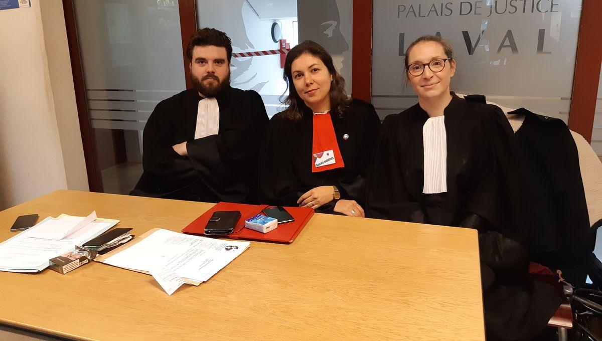 """""""Les avocats sont là pour les justiciables, pour les écouter, pour les accompagner"""""""