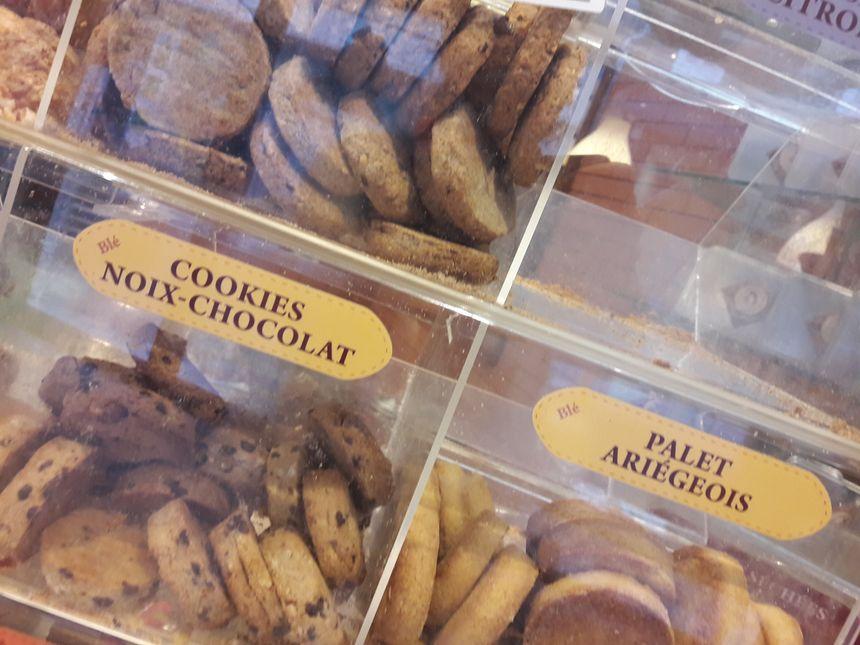 Biscuits bios avec ou sans gluten