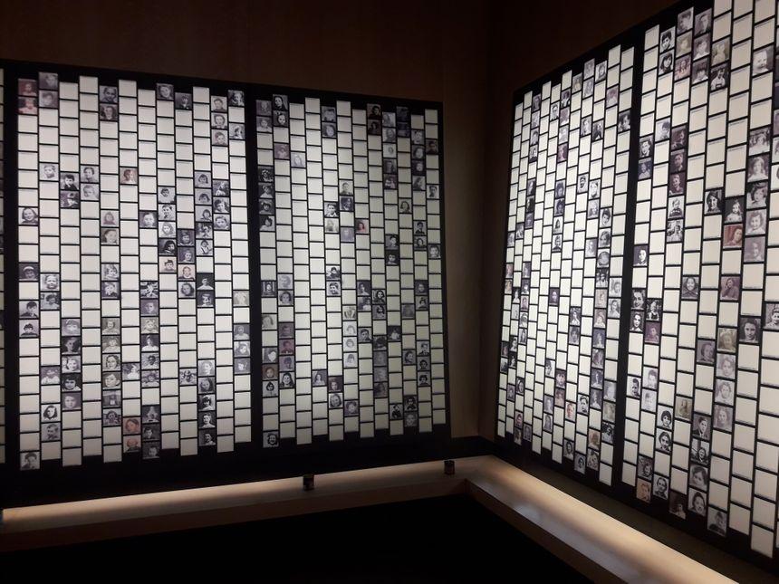 Le Cercil comporte aussi le  Mémorial des enfants du Vel d'Hiv, composé des noms et photos des enfants arrêtés lors de cette rafle