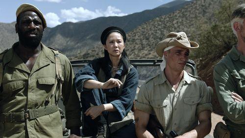 La guerre d'Algérie revient hanter le cinéma français