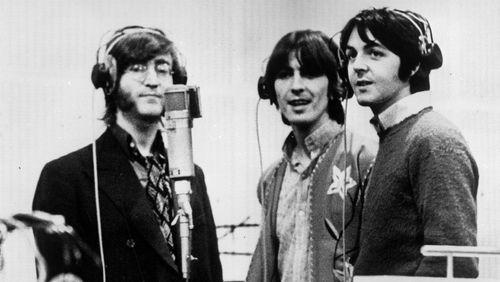 A la conquête des Beatles (2/3) : Les Beatles à l'œuvre