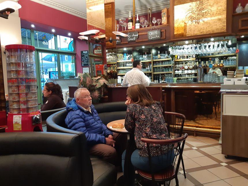 France Bleu au café des Fleurs
