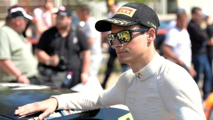 Le jeune pilote niçois Nicolas Ciamin (21 ans) pourrait être une des belles surprises de ce 88e Rallye Monte Carlo