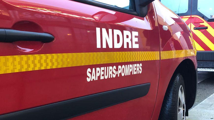 Des pompiers de Luçay-le-Mâle et d'Ecueillé ont tenté, en vain, de ranimer le trentenaire