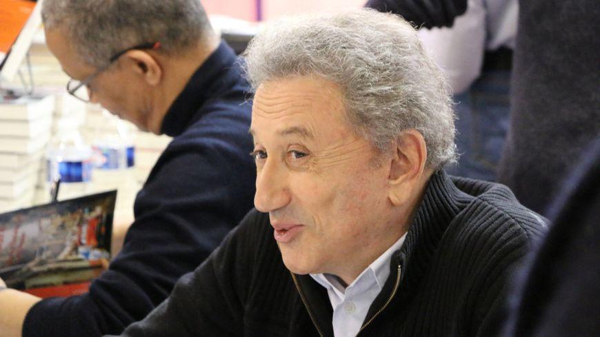 Michel Drucker rêve de donner le coup d'envoi d'un match du Stade Malherbe