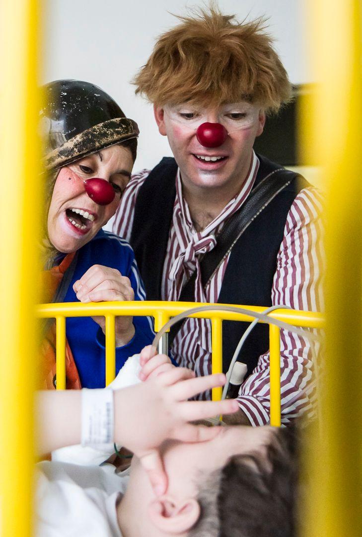 Instantanez clowns 5