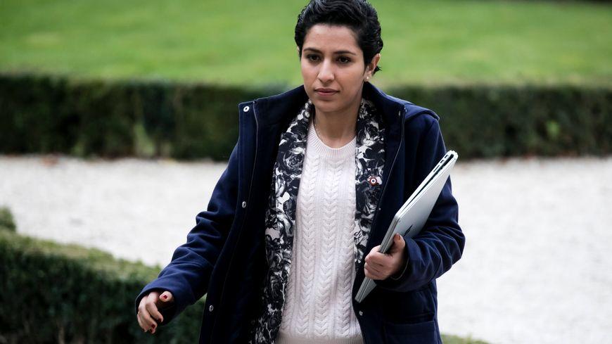 Sarah El Haïry, députée MoDem de Loire-Atlantique