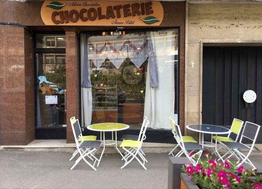 La chocolaterie La montagne chocolatée