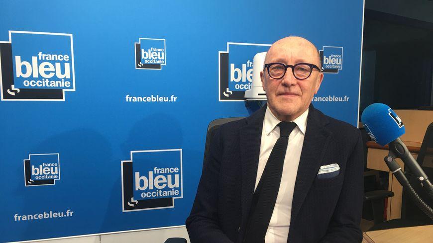 Jean-Louis Chauzy sur France Bleu Occitanie