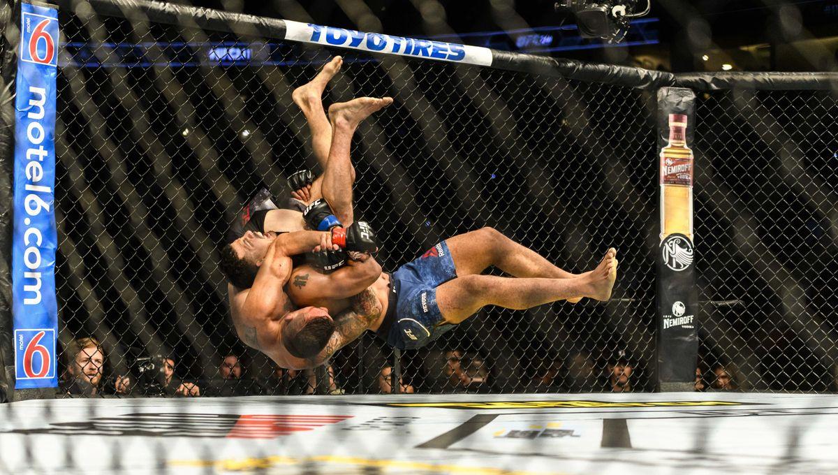 """""""On a des talents et des pépites, du MMA en France"""" selon Mehdi Youhet"""