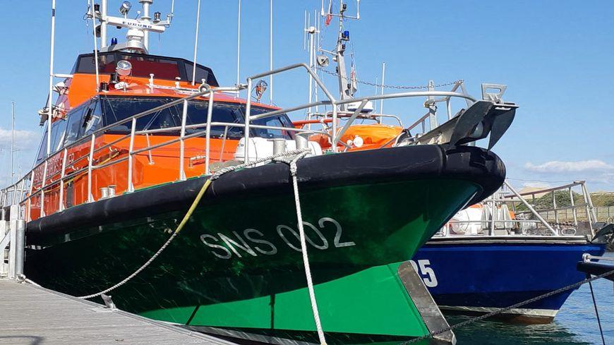Le canot tout temps de la SNSM des Sables-d'Olonne, le Jacques Joly, est à nouveau opérationnel.