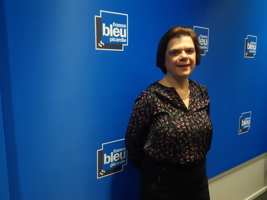 Iris Pauporté, déléguée à la recherche de la Ligue contre le cancer