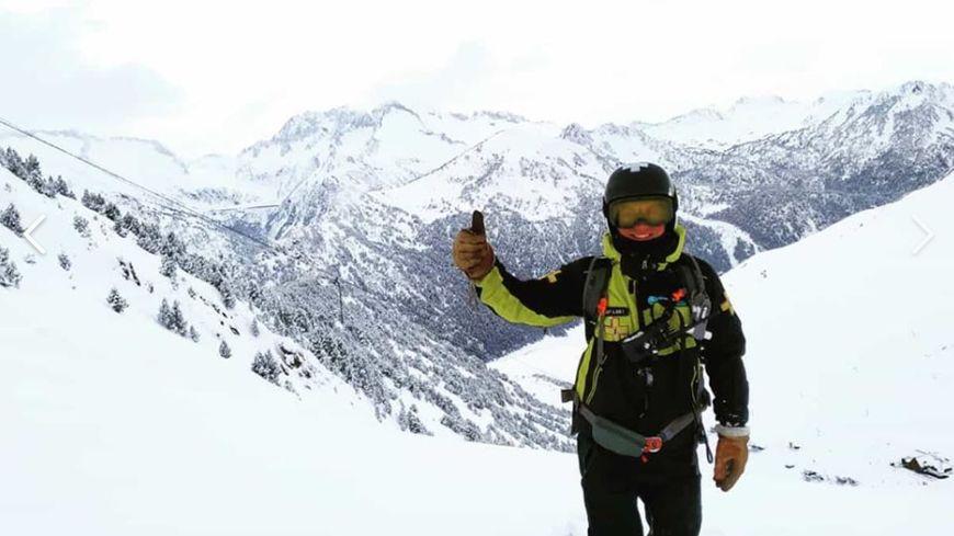 50 centimètres de neige fraîche sont tombées sur les hauteurs de Saint-Lary