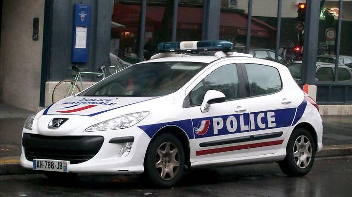 Une Peugeot de la police nationale (illustration)