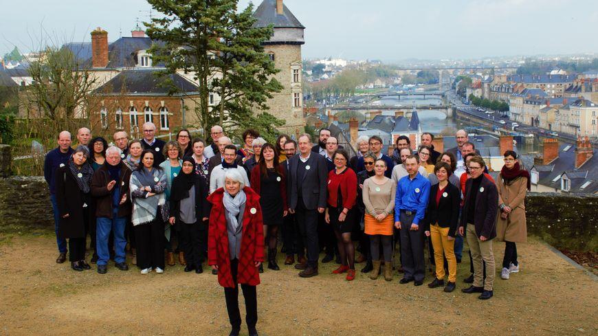 La liste Laval Ecologique et Solidaire en lice pour les élections municipales 2020 à Laval.