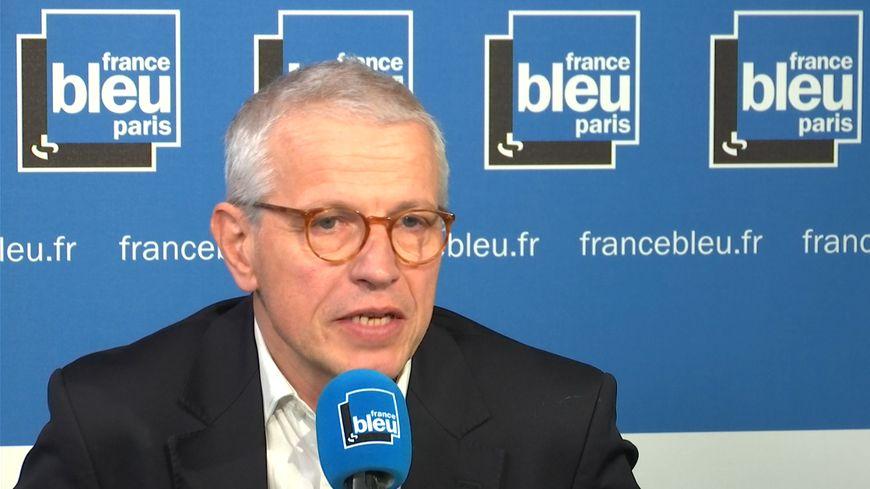 Franck Margain, président de l'agence Choose Paris Région.