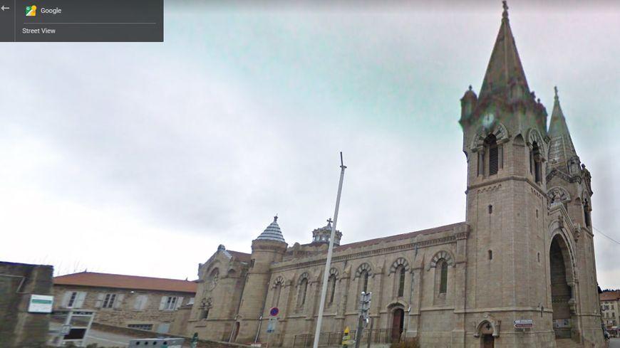 La Basilique Saint-Régis de Lalouvesc